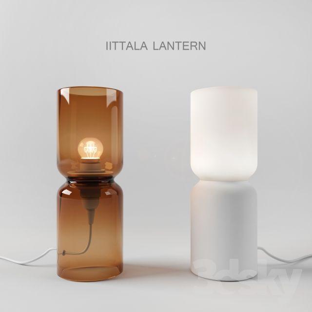 Iittala Lantern lamp