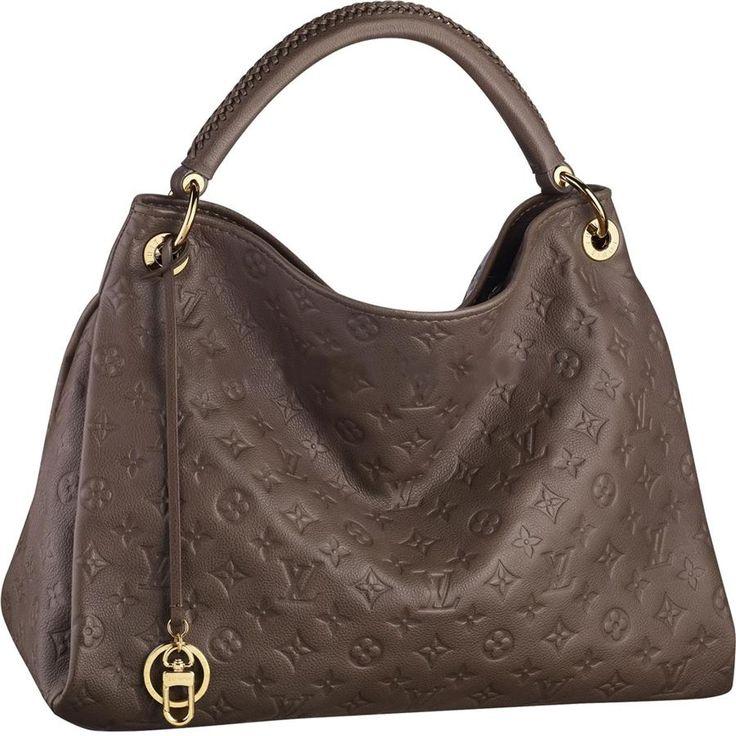 Louis Vuitton Outlet Monogram Empreinte Artsy MM M93447 Only $220.21 | Authentic Louis Vuitton, Louis Vuitton Outlet Online