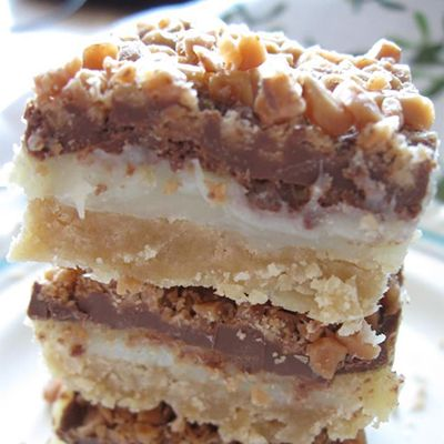 Toffee Chocolate Bars--I :made these last week & they are simply amazing and so easy to make!