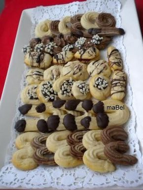 Pastas o Masas secas de manga