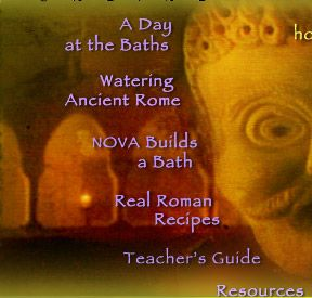 A Day at the Baths NOVA, Guide to Caracalla