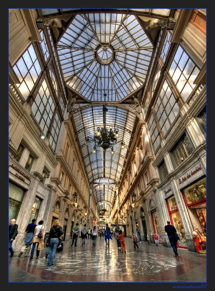 Genova - Galleria Mazzini
