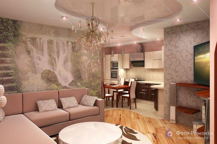 Большие гостиные, гостиная большого размера Фото ремонта.ру - Фото дизайна интерьера, ремонт, идеи для дома и оформления интерье