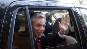 "President Trump has picked former Utah Gov. Jon Huntsman to be the next U.S. ambassador to Russia. That's despite the fact that Huntsman called on Trump to back out of the 2016 presidential race after the release of the vulgar ""Access Hollywood"" tape. Huntsman, a 2012 Republican presidential candidate, has held two previous ambassadorships, but given all the attention on Russia's reported meddling in the 2016 election and potential ties to the Trump campaign, the job is sure to be under…"