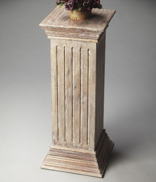 Butler Grecian Pedestal Plant Stand - Plant Stands at Hayneedle