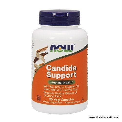 Купи Now Candida Supportна ниска цена. Candida Support може да помогне за поддържането на здравословен баланс на чревната флора.