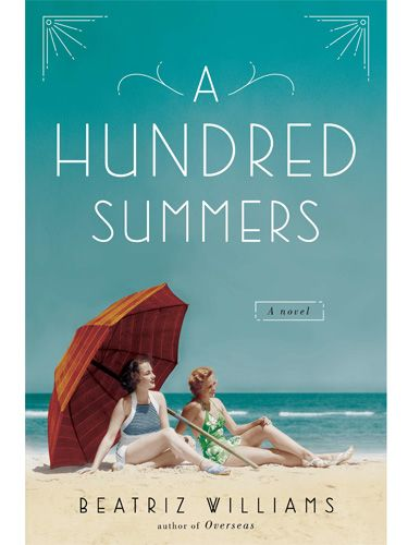 """A hundred summers. For a Romantic Scandal """"In 1938, socialite Lily Dane arrives at her family's summer home and comes to face to face with her ex-BFF and her former fiance- who are now together!"""