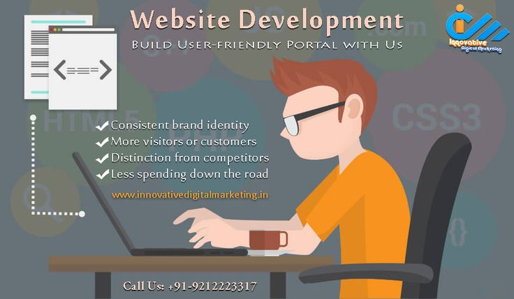 Meet A Website Development Company to Build User-Friendly Portal  Building a website is necessary and everyone should have a web portal to introduce their business easily in this modern era.  Today, everyone become aware about digital communication and try everything means shopping, inquiry digitally.  You must get in touch with our experts to discuss about your need; visit https://www.innovativedigitalmarketing.in/ for more info.