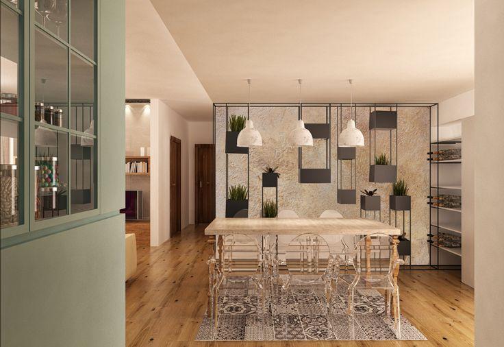 #kitchen #white #ambientlights # green #kitchenfurniture #lamps #minimalist  #chairs #kitchentable #wood #grey #shelves