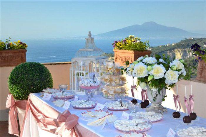 Una location unica, dei #weddingplanner sensazionali #medinstyle