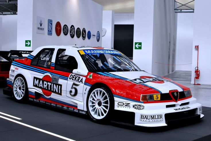 1996 Alfa Romeo 155 6V TI by GladiatorRomanus on DeviantArt