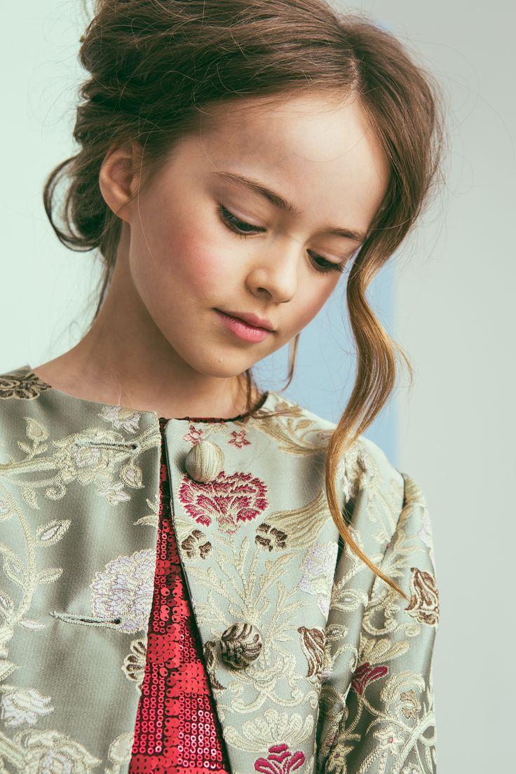 Un piccola anteprima del nostro servizio fotografico She.ver Chic fall/winter 2015 con protagonista assoluta Kristina Pimenova...
