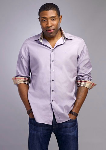 Cress Williams ~ Lavon Hayes - Hart of Dixie