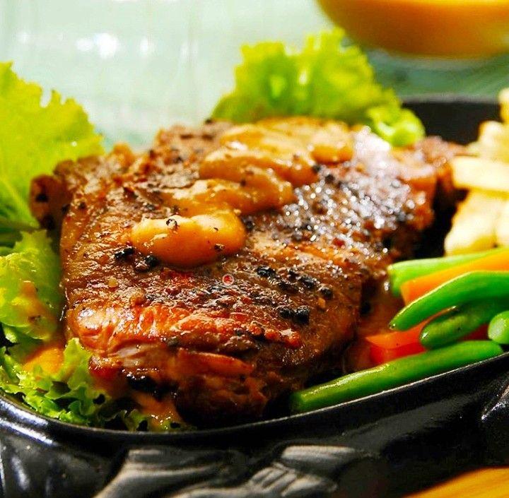 Pin Di Cara Membuat Steak