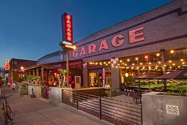 Home - Garagebilliards.com - Garage pool hall Seattle Washington regulation pool tables full service bar restaurant.