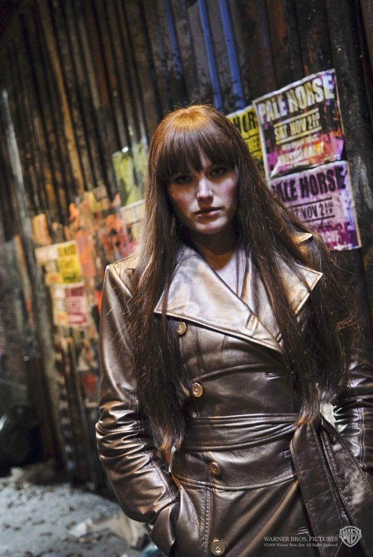 Malin Akerman as Laurie Juspecyk in Watchmen...