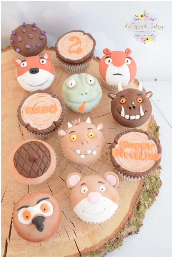 There's no such thing as a Gruffalo?! - Cake by Dollybird Bakes
