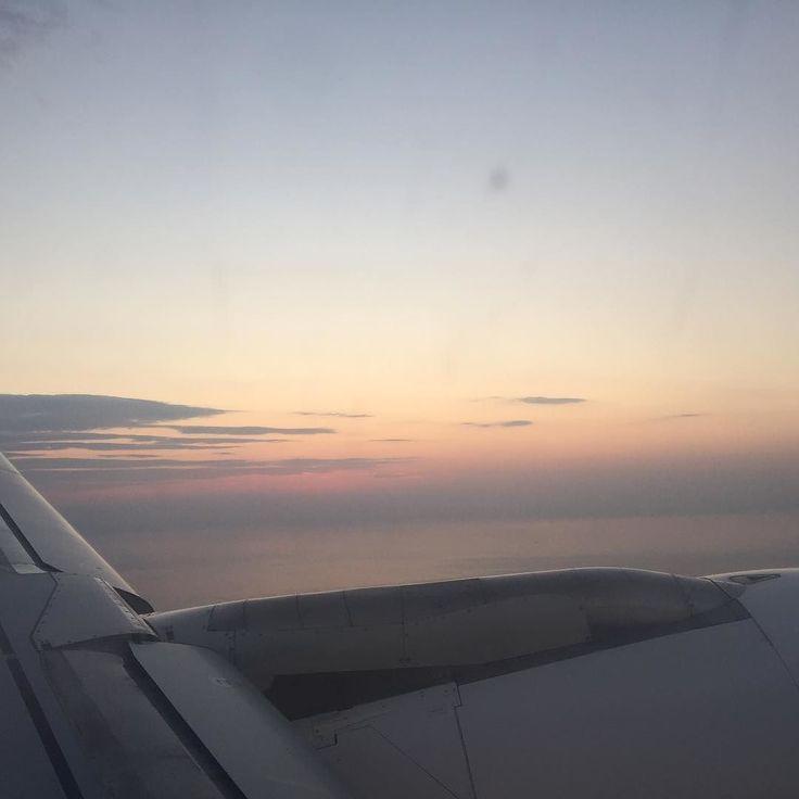 Journée de réunion à Paris... Départ au lever du soleil Bonne journée! #Nice #paris #cotedazurnow #aeroport #travel #voyage #trip #working #workinggirl #sunrise #leverdusoleil http://themouse.org