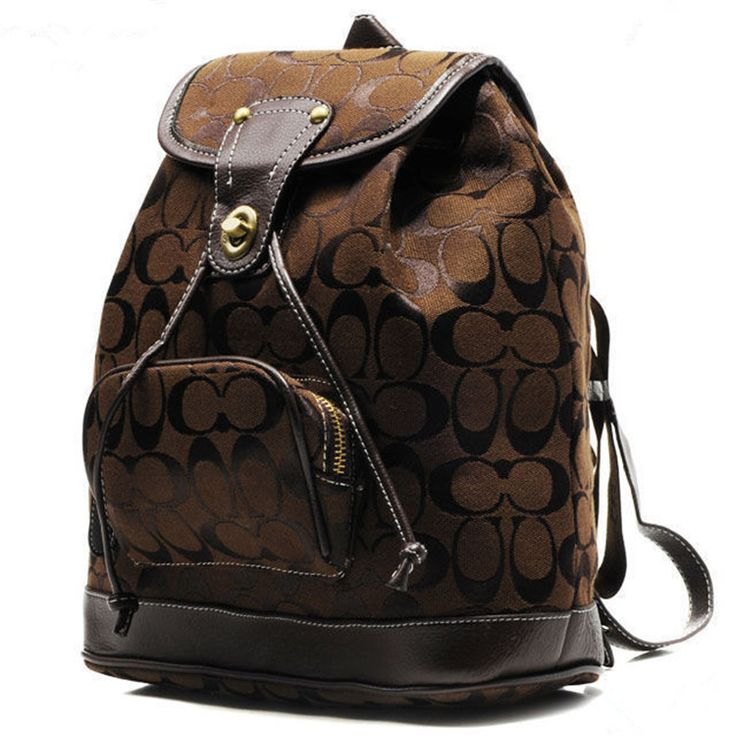 new fashion Coach Chocolate Backpack sales online, save up to 90% off dokuz limited offer, no duty and free shipping.#handbags #design #totebag #fashionbag #shoppingbag #womenbag #womensfashion #luxurydesign #luxurybag #coach #handbagsale #coachhandbags #totebag #coachbag