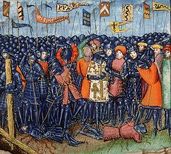 Gerolt's best friend, Samson, fought with the Western Crusaders in the 1187 Battle of Hattin.