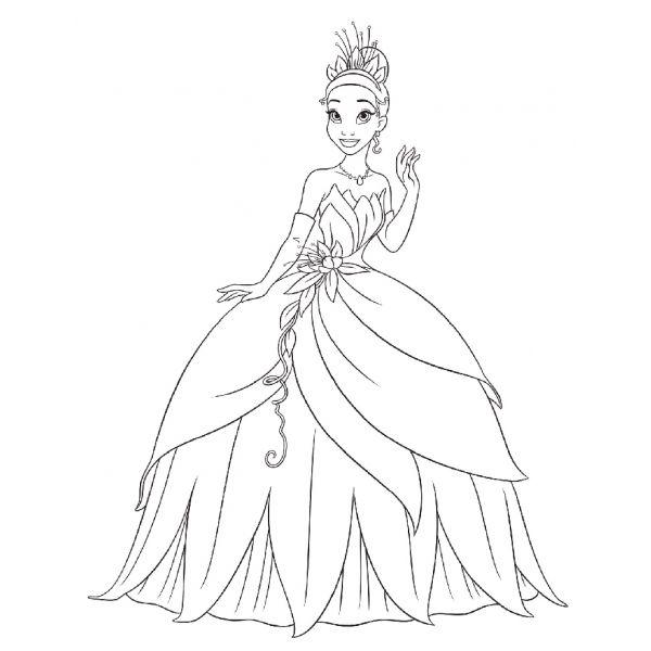La Principessa Tiana