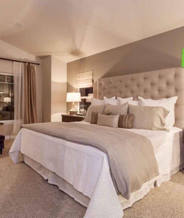 60 Romantic Master Bedroom Decor Ideas (18) – Roomadness