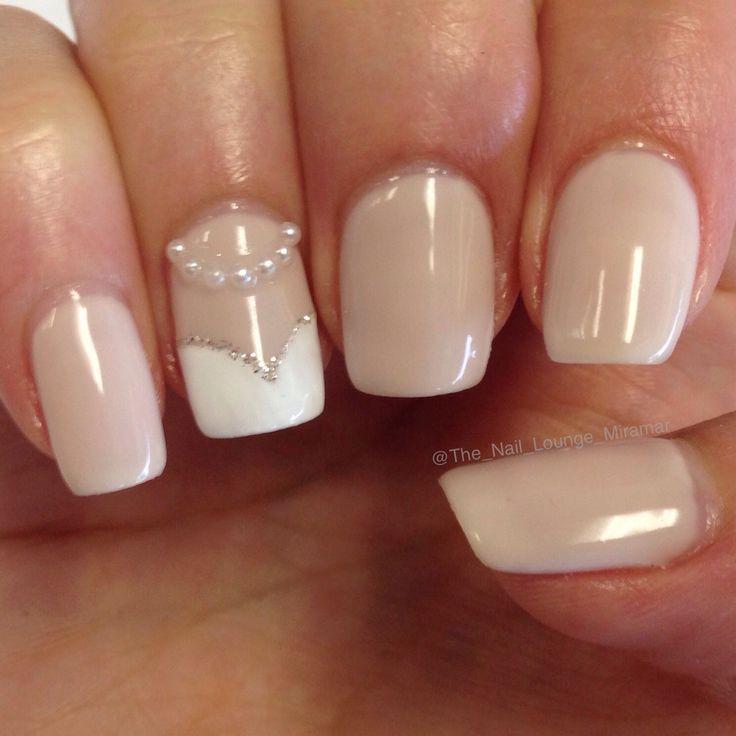 25 Best Ideas About Pearl Nail Art On Pinterest