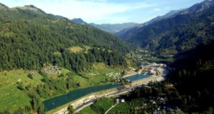 Barot, Himachal Pradesh, India: Yet to gain publicity by commercialization is another hidden destination in Himachal, known as Barot. The Uhl River flowing on both of its end differentiates the Barot village in a splendid way. It has thick cedar forests and terraced field to attract the tourists.   Read 10 Lesser Known Vacation Spots in Himachal Pradesh: http://www.flarebuzz.com/2016/04/10-lesser-known-vacation-spots-in-himachal-pradesh/