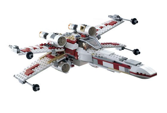 who had a lego x wing when they were a kid?