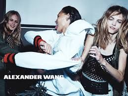 Image result for alexander wang campaign 2016