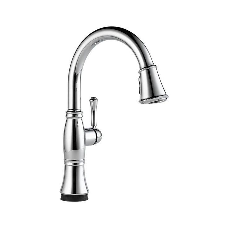 79 best Kitchen Faucets images on Pinterest   Kitchen sink faucets ...