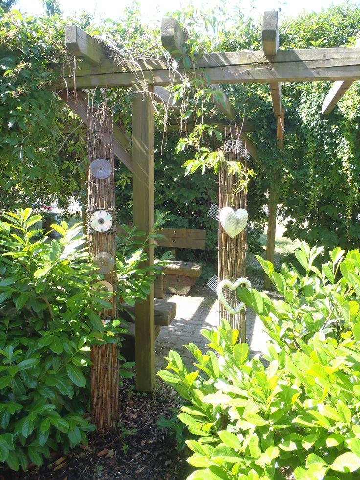 Gartendeko aus Weide Mein Garten Garten deko, Garten und Garten ideen ~ 14022854_Gartengestaltung Ideen Pläne