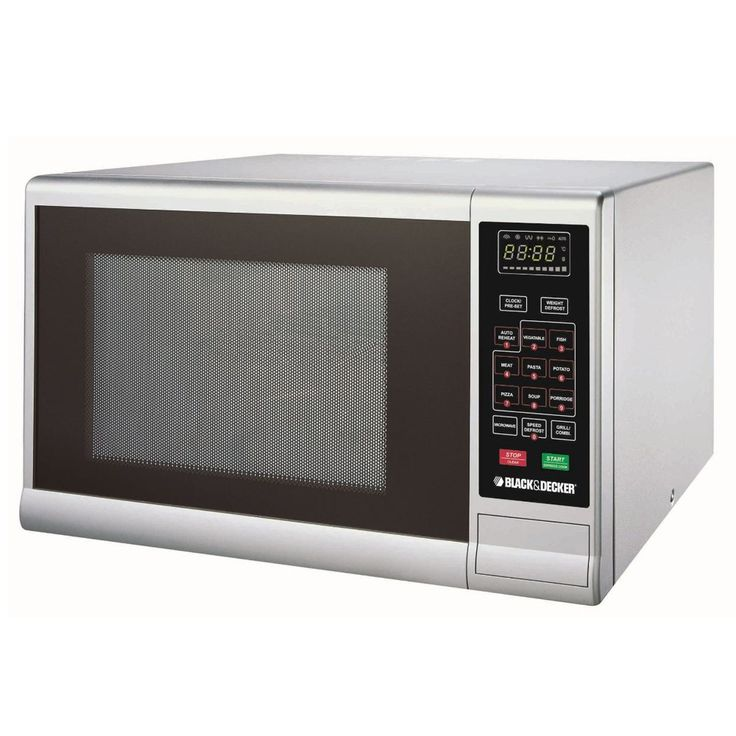 Black Decker Microwave Oven With Grill 30 Ltr Online Dubai Uae