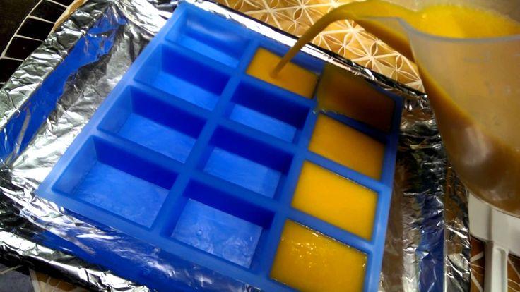 Суперлегкий рецепт мыла для начинающих