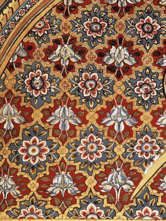 Indian Patterns Ornate