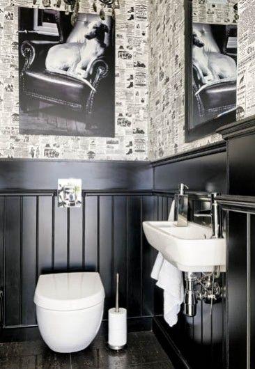 Looks like poppys old bathroom in his game room! @shelbijanssens