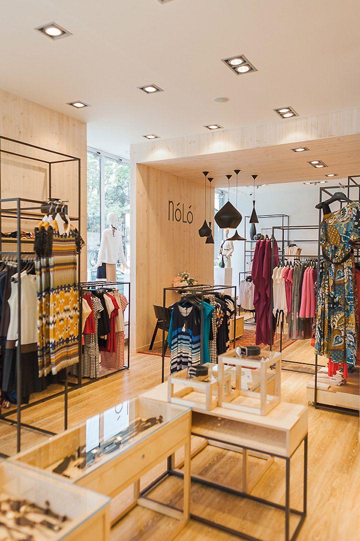 Nóló flagship store by rasa miliunaite egle truskauskiene riga latvia store design