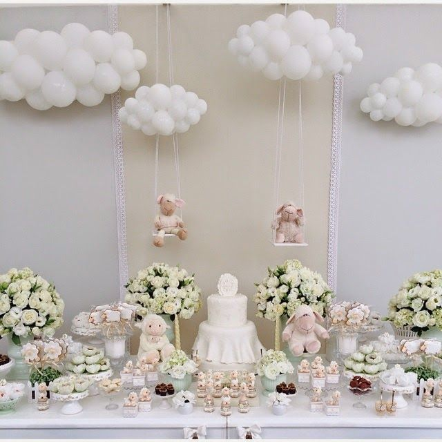 decoração-para-chá-de-bebê_essavidademae_nuvensbaloes