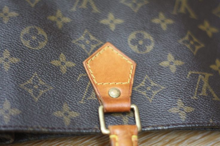 Louis Vuitton handbag before&after