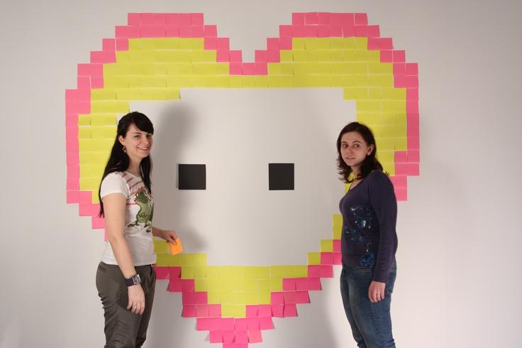 Lucia and Olga