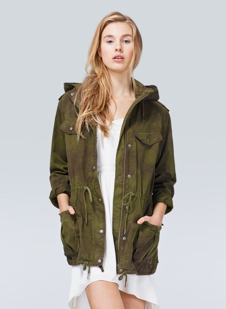 Talula Trooper Jacket, now available at Aritzia.com.