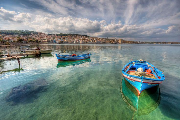 Mytilini. Grecia.