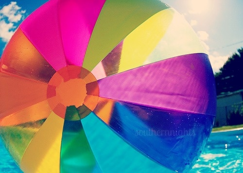 Happy Summer Beach Ball!