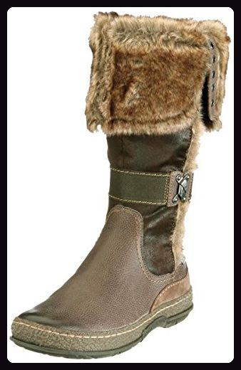 Tamaris ,  Damen Schneestiefel , Braun - braun - Größe: 36 EU - Stiefel für frauen (*Partner-Link)