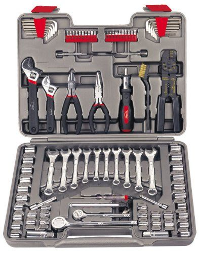 Apollo Precision Tools DT1241 95-Piece Mechanics Tool Kit Apollo, HOME AND KITCHEN if you wish to buy just CLICK on AMAZON right HERE http://www.amazon.com/dp/B000IBHKAY/ref=cm_sw_r_pi_dp_laf4sb01FHM3G6HB