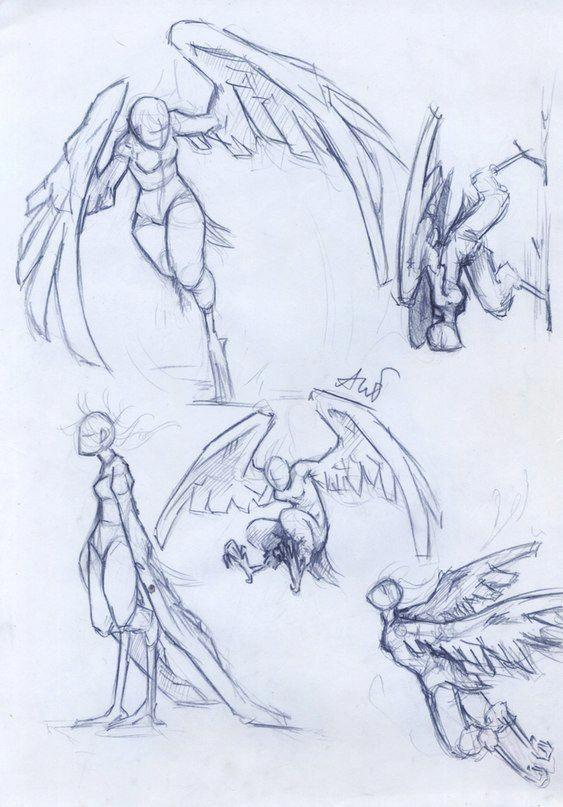 Ansätze zum Erhöhen Ihrer Hinweise zum Zeichnen von Posen #drawingposes