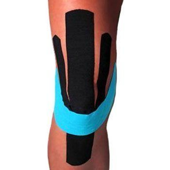 Latest study shows that kinesio taping provides pain relief for Patellofemoral pain syndrome (PFPS): http://on.fb.me/1TXxbCN