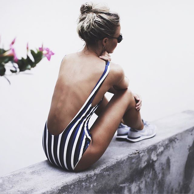 Swimwear by Solid and Striped