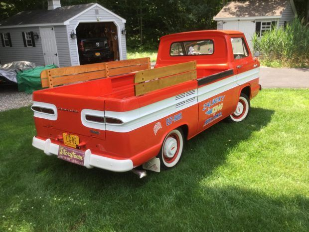 1963 chevrolet corvair rampside chevrolet corvair chevrolet classic cars pinterest