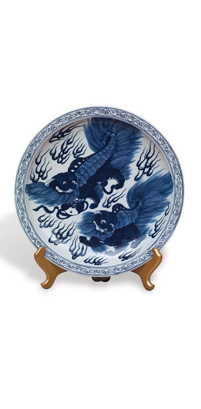 Chinese Blue & White Porcelain